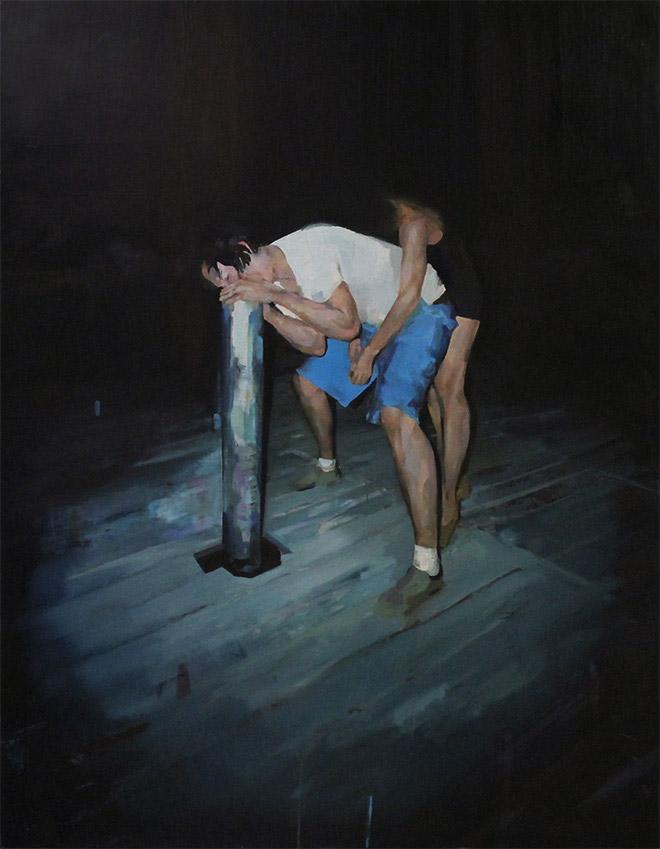 Artist Spotlight: Justin Duffus Artes & contextos Duffus14
