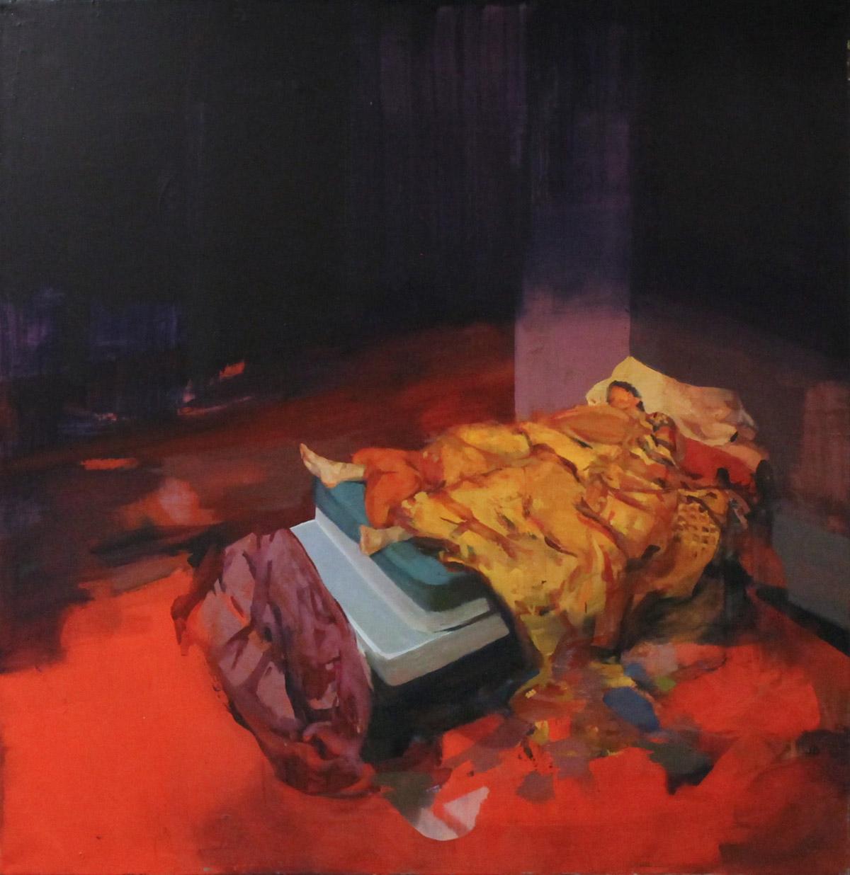Artist Spotlight: Justin Duffus Artes & contextos Duffus4