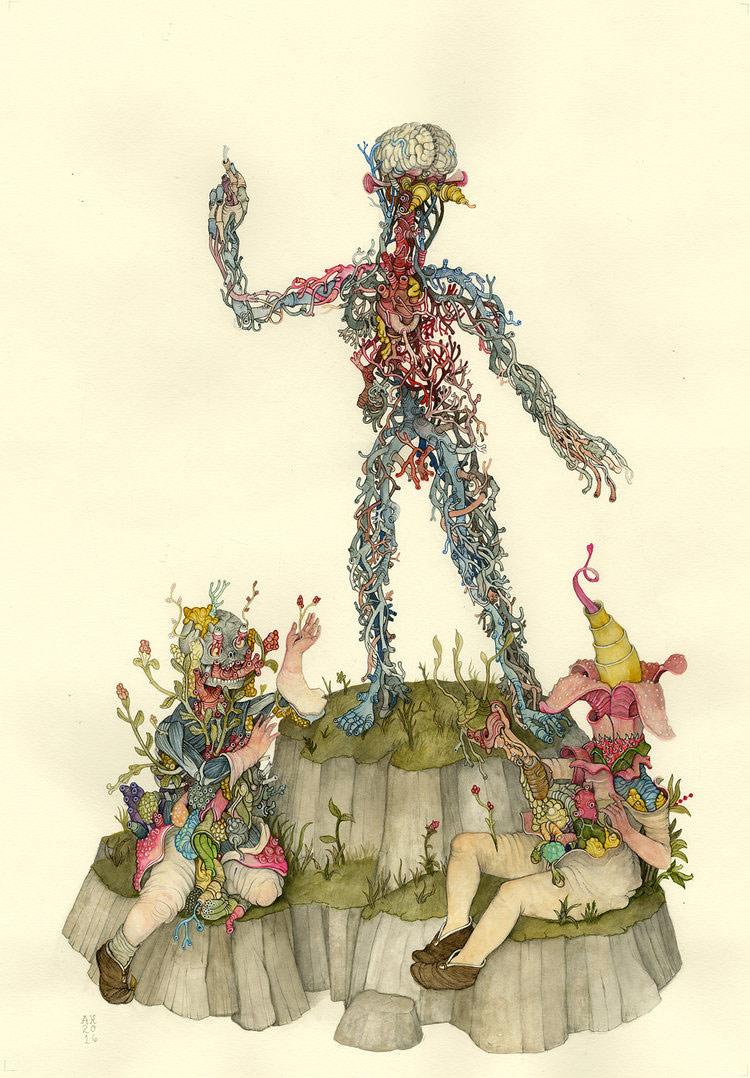 Artist Spotlight: Alex Kuno Artes & contextos alex kuno 21