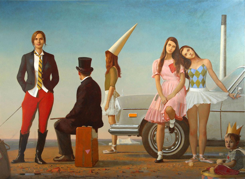 Artista em destaque: Bo Bartlett Artes & contextos bo bartlett11