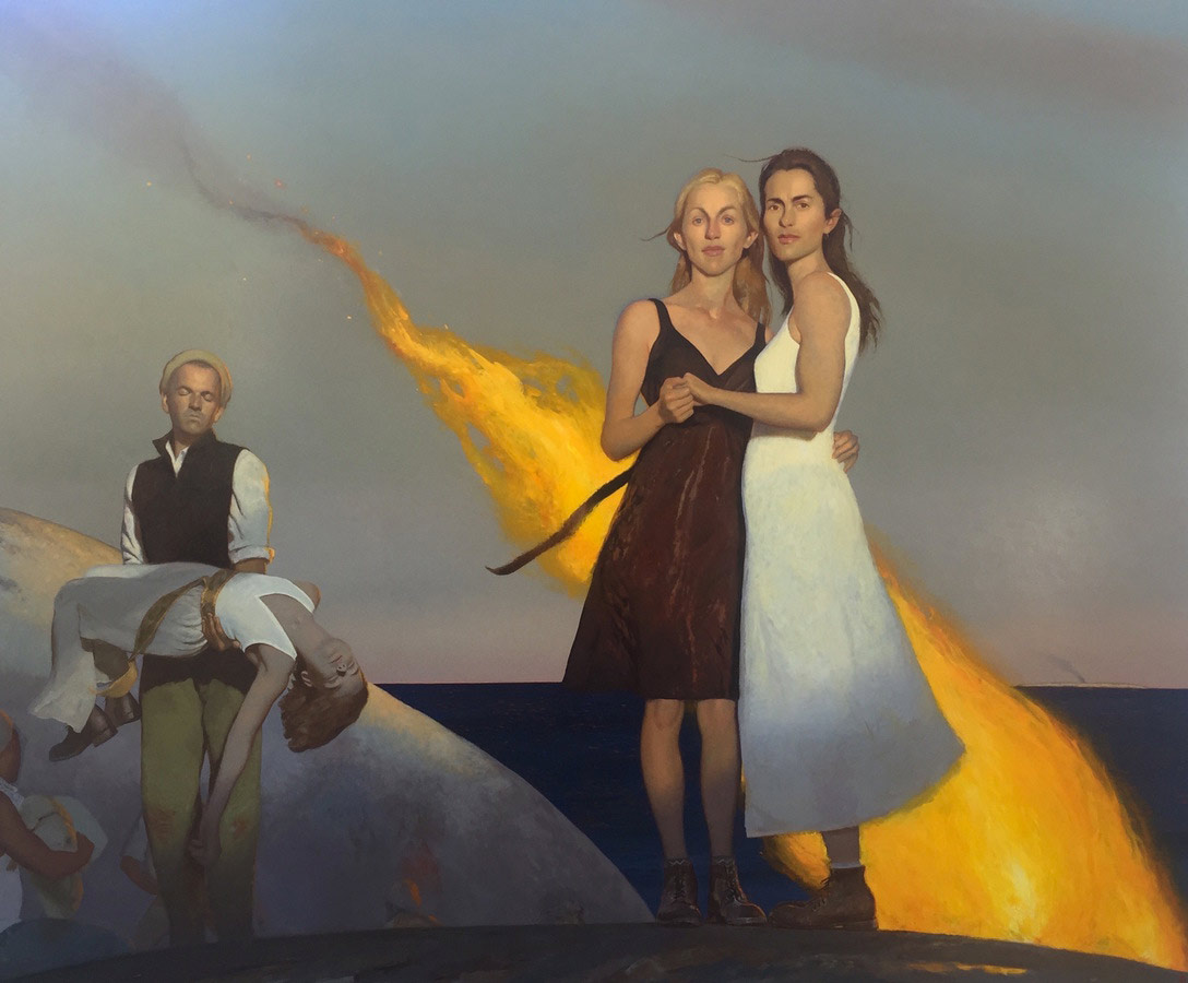 Artist Spotlight: Bo Bartlett Artes & contextos bo bartlett16