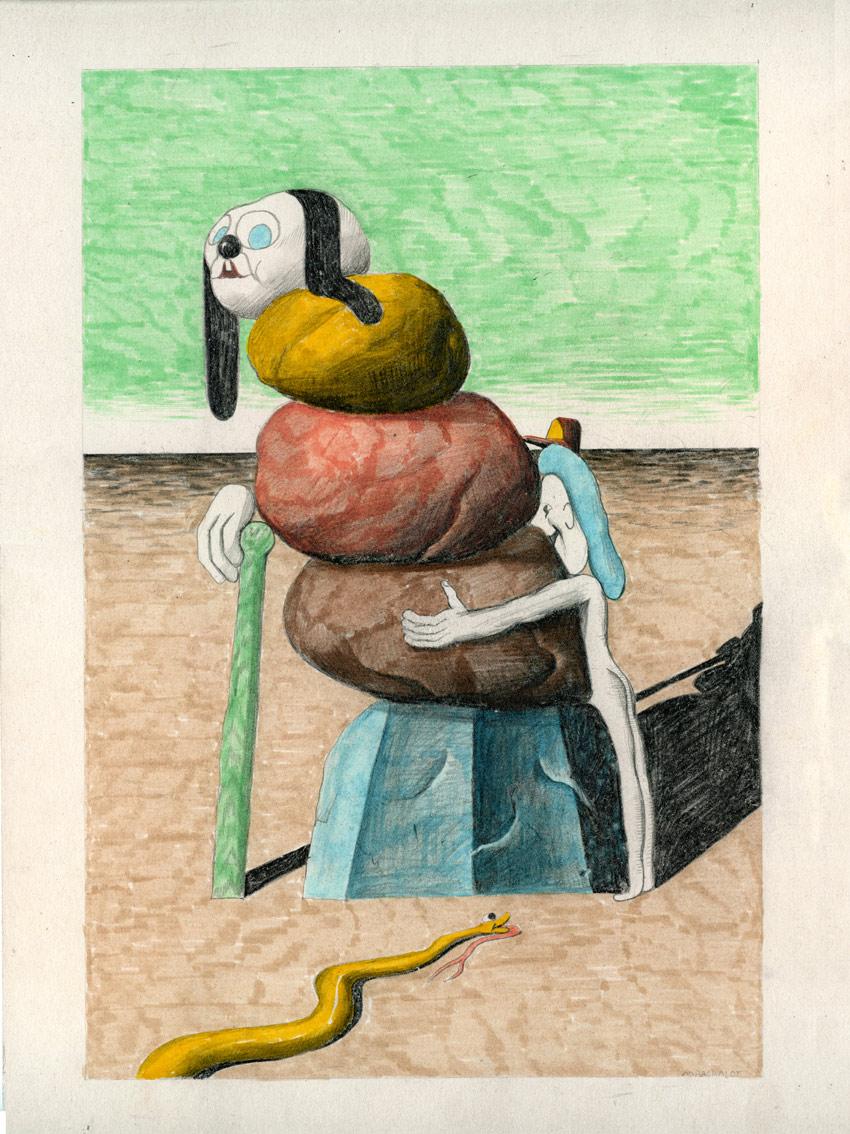 Illustrator Spotlight: Antoine Marchalot Artes & contextos antoinemarchalot23