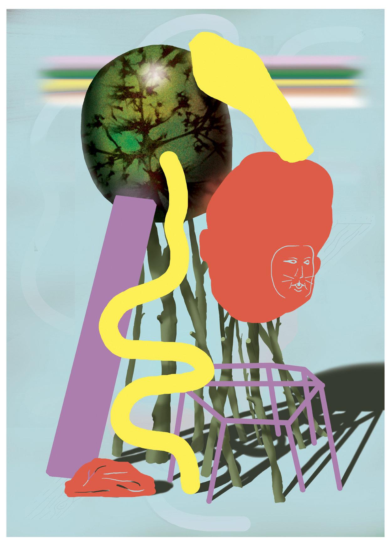 Illustrator Spotlight: Antoine Marchalot Artes & contextos antoinemarchalot24