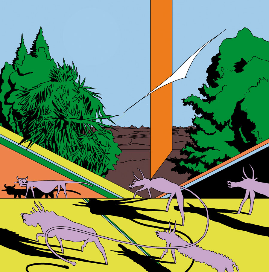 Illustrator Spotlight: Antoine Marchalot Artes & contextos antoinemarchalot33