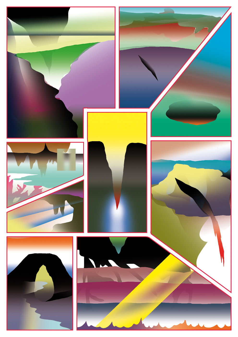 Illustrator Spotlight: Antoine Marchalot Artes & contextos antoinemarchalot35