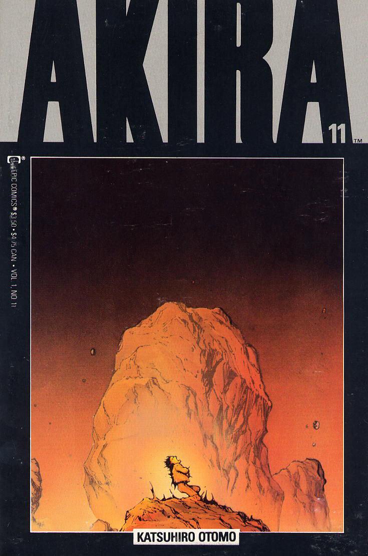 akira covers for epic comics � booooooom � create