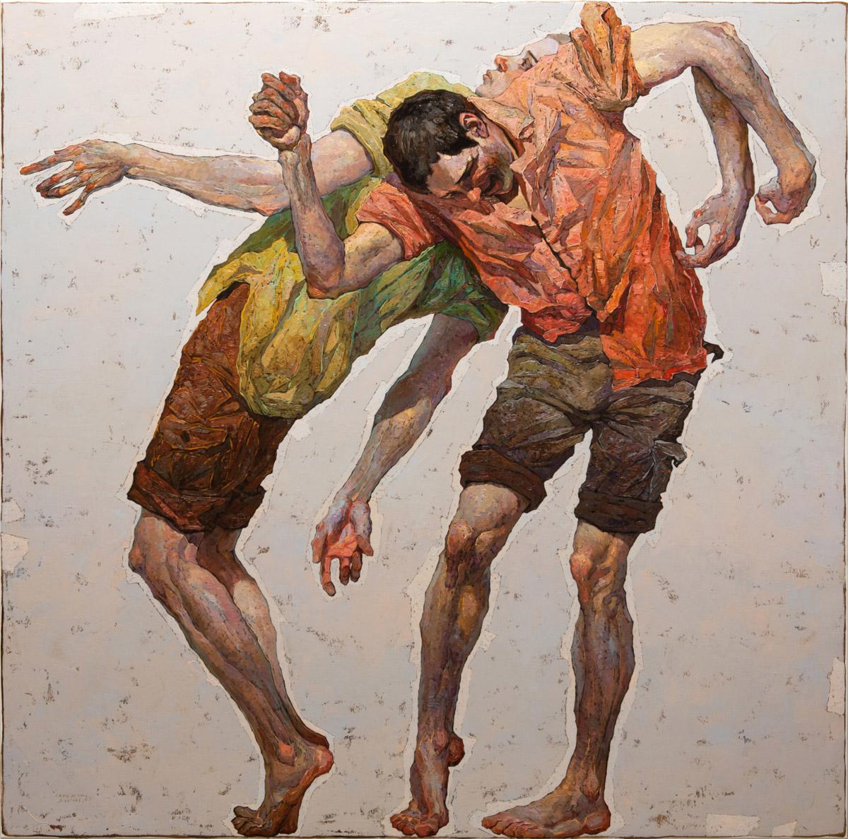 Human Figure Painting Artists