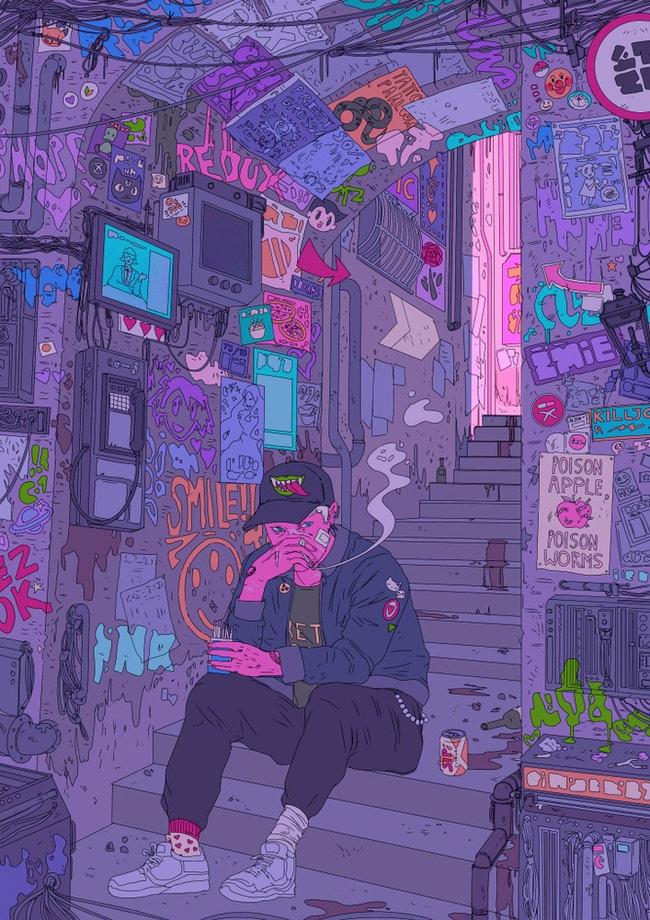 illustrator spotlight  alice conisbee  u2013 booooooom   u2013 create   inspire   community   art   design