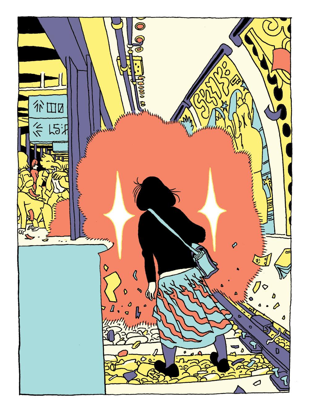 Illustrator Spotlight: Vincent Giard + Singeon Artes & contextos vincent giard singeon16
