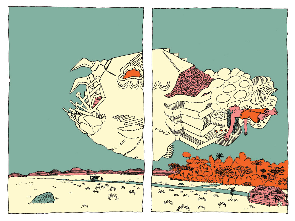 Illustrator Spotlight: Vincent Giard + Singeon Artes & contextos vincent giard singeon18