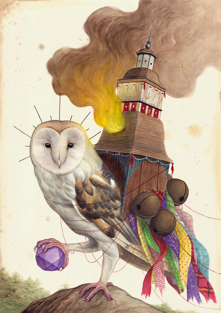 Artist Spotlight: El Gato Chimney fromMilano Artes & contextos ElGatoChimney3