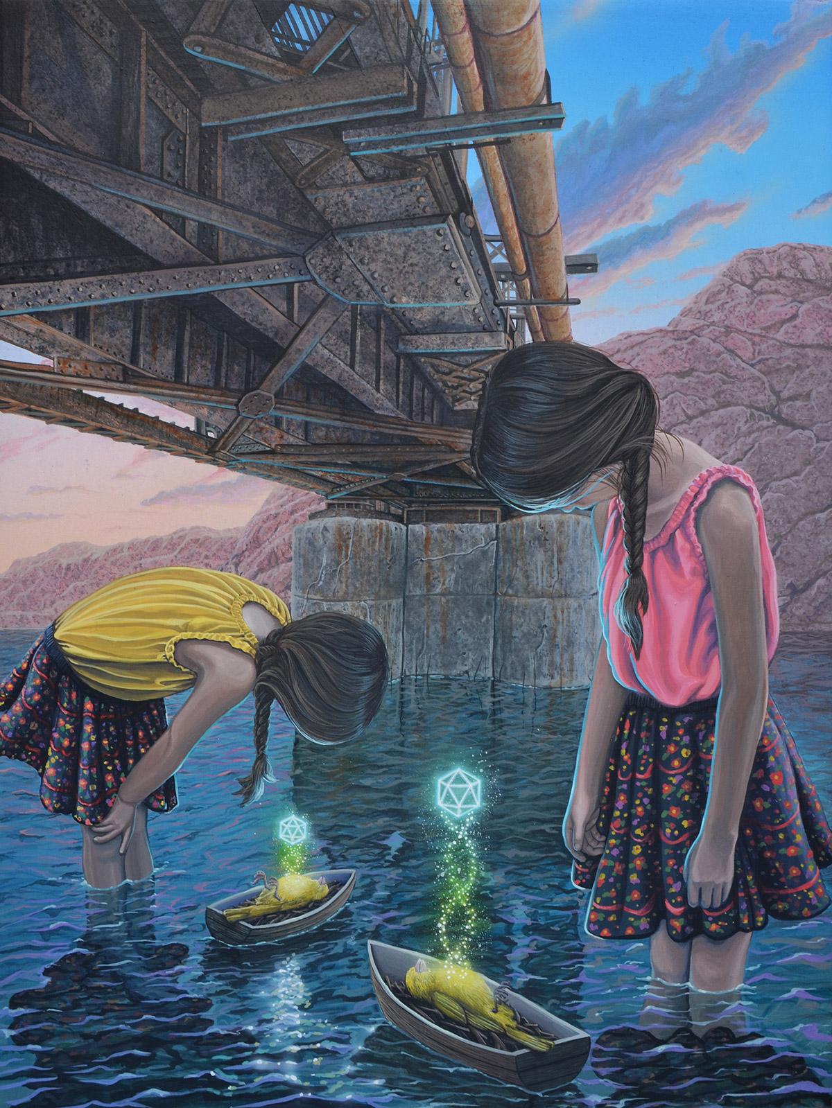 Artist Spotlight: Wiley Wallace Artes & contextos Wallace5