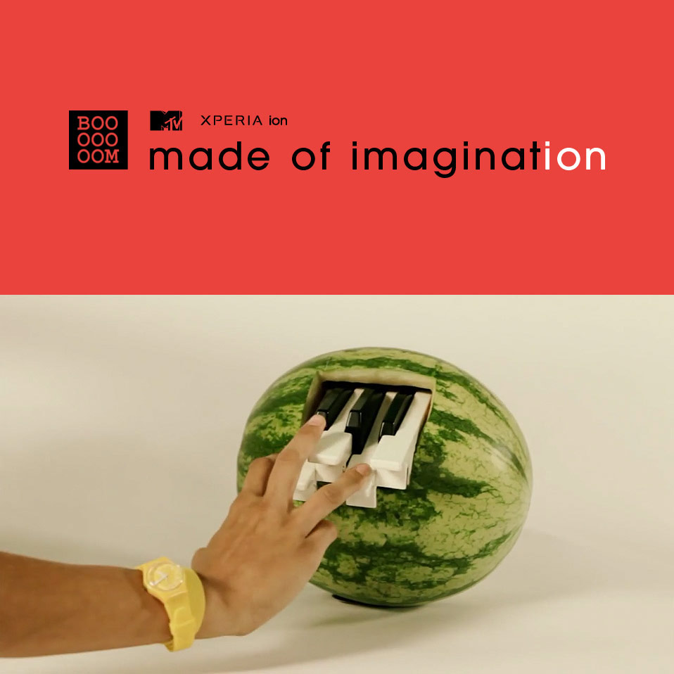 Made of Imagination