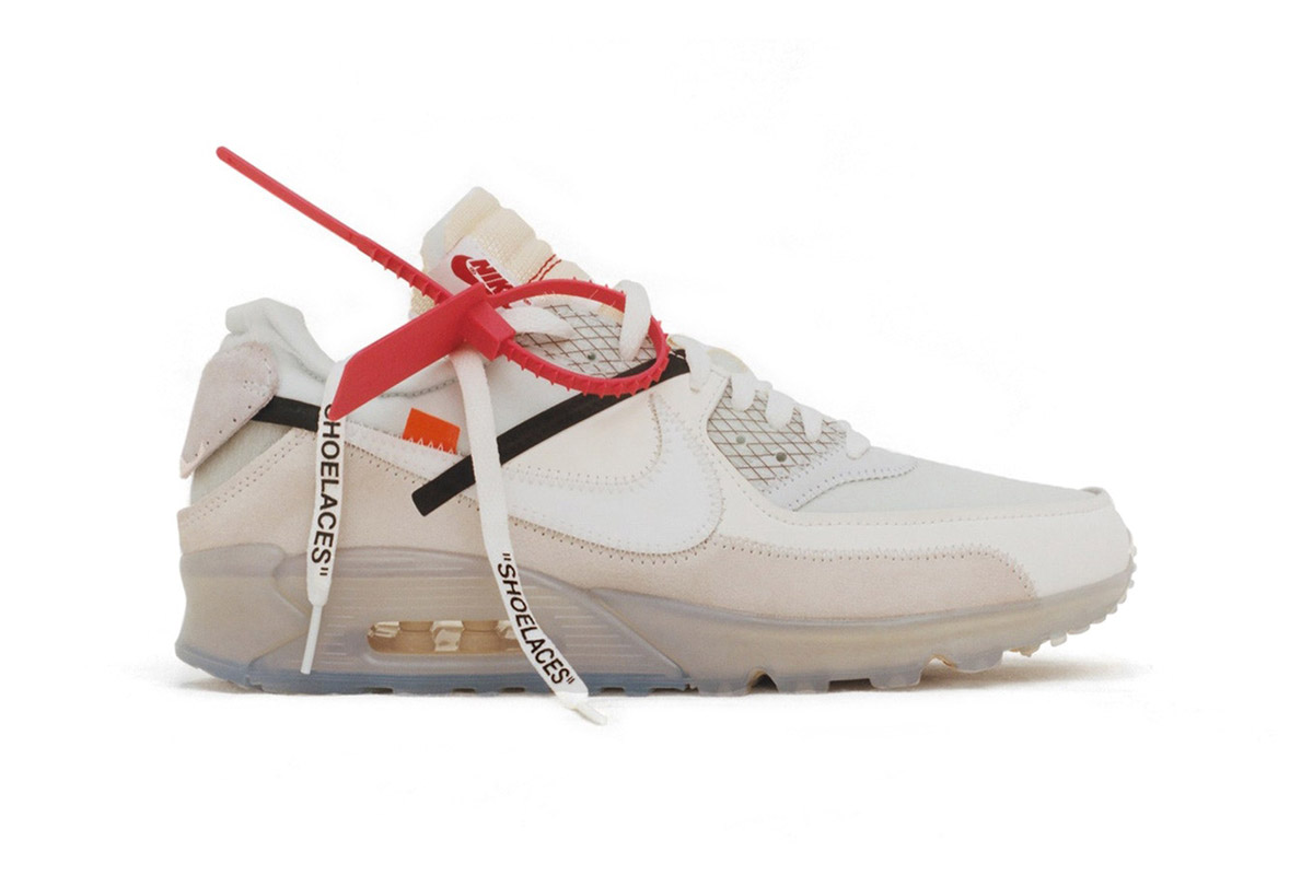 """This week Virgil Abloh and Nike revealed """"The Ten"""", a design project in  which the Off-White designer reconstructed ten of Nike's most iconic shoes."""