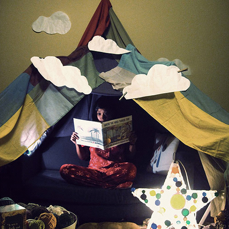 Wild Things' Forts