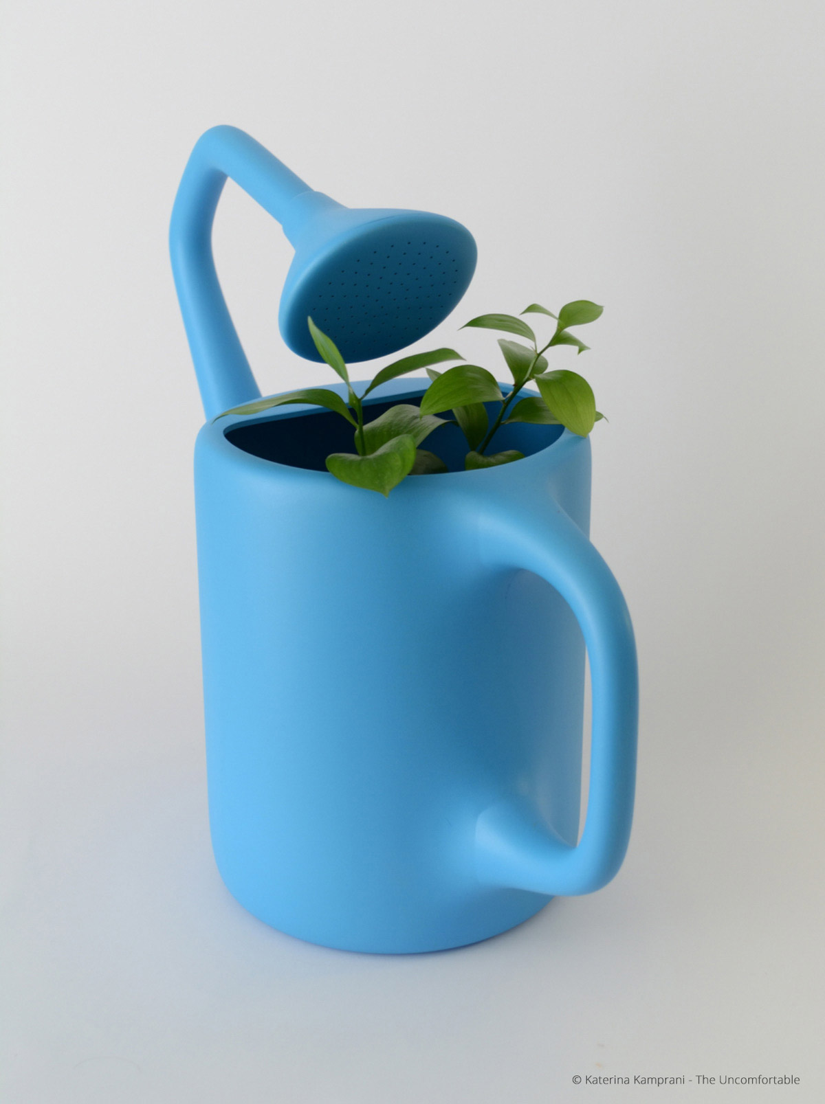 The uncomfortable by architect katerina kamprani for Household product design