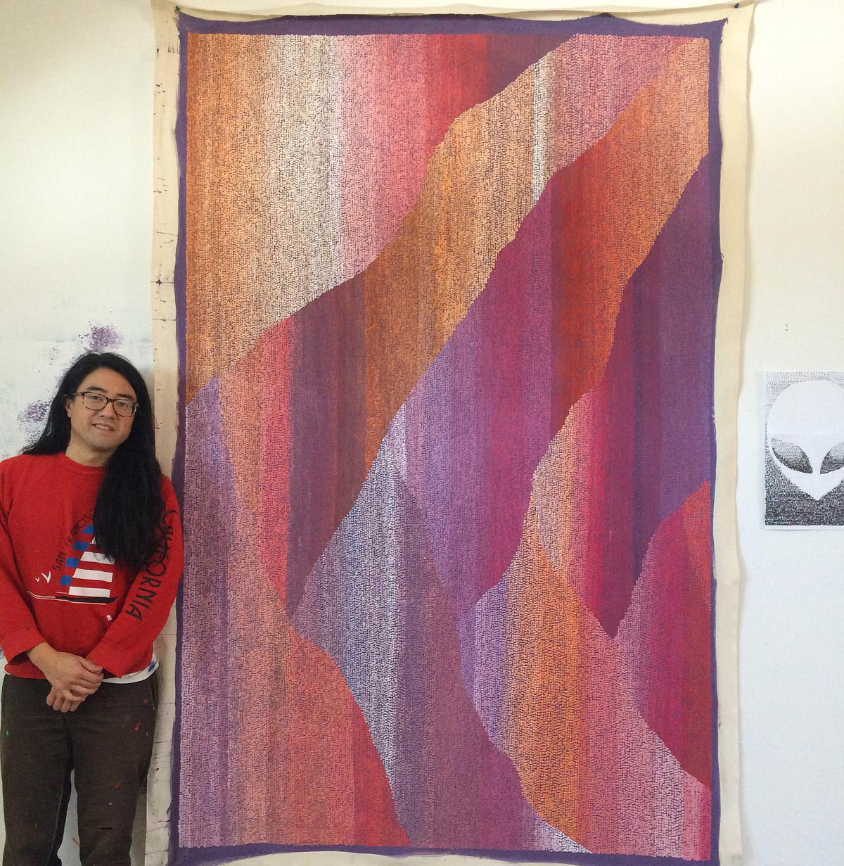 An interview with artist Jean Nagai