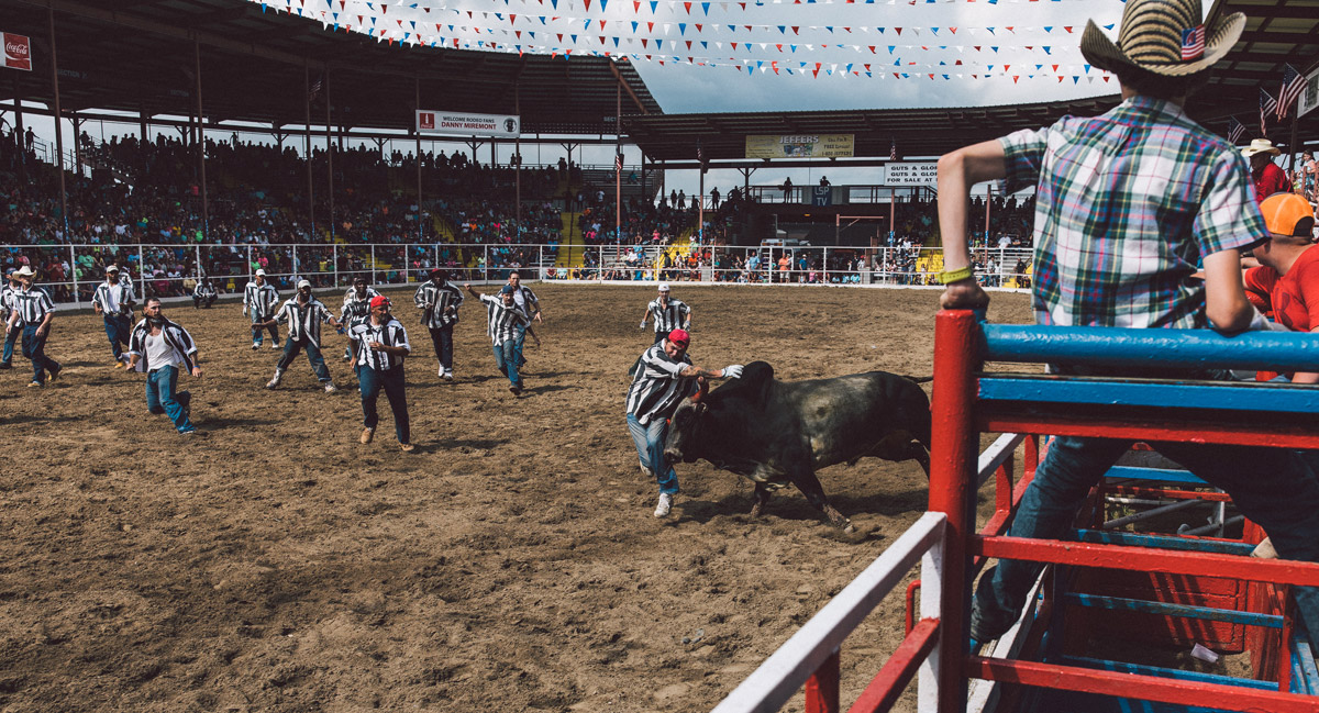 Freedom Behind Bars Angola Prison Rodeo By