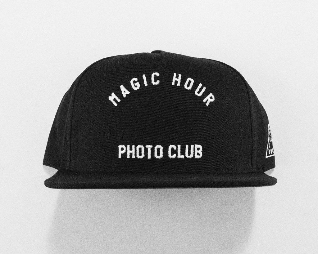 Booooooom Shop: Magic Hour Photo Club Hat