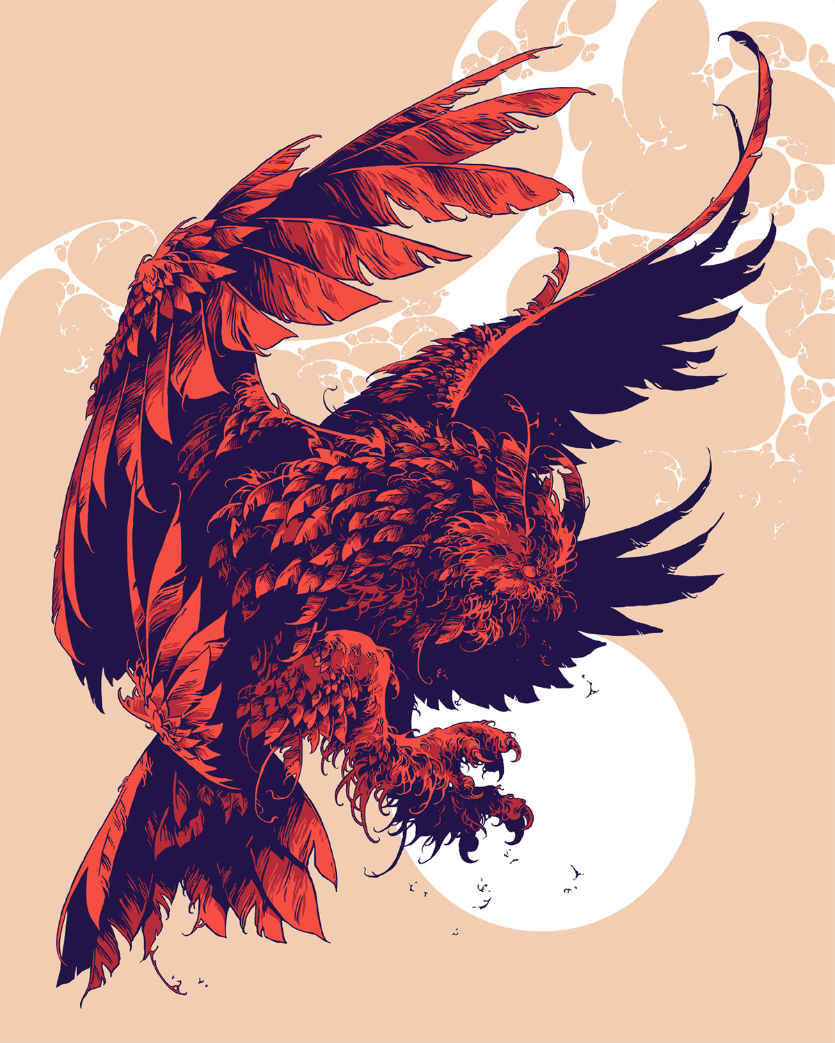 Beasts and feathers - Image 9 of 8