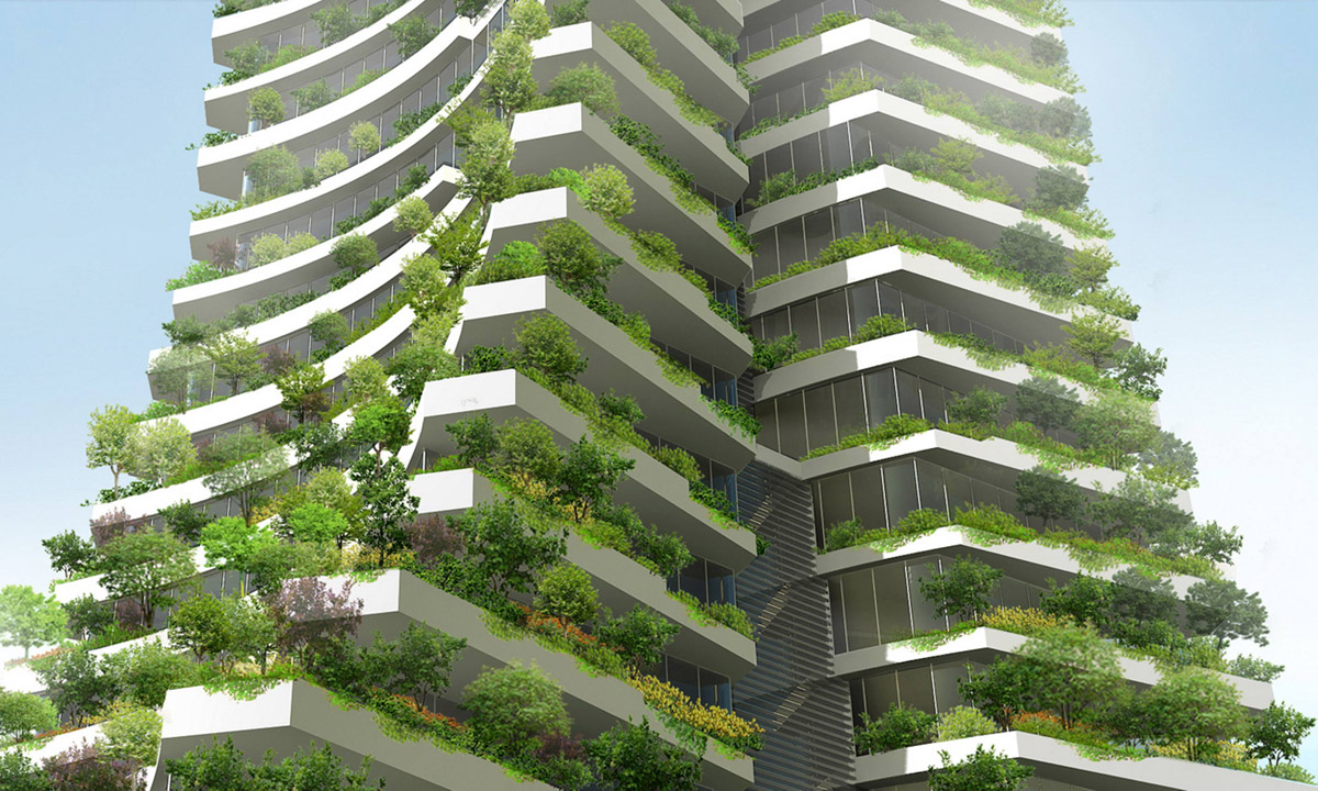 Vertical Gardens Solutions For Today 39 S Urban Challenges