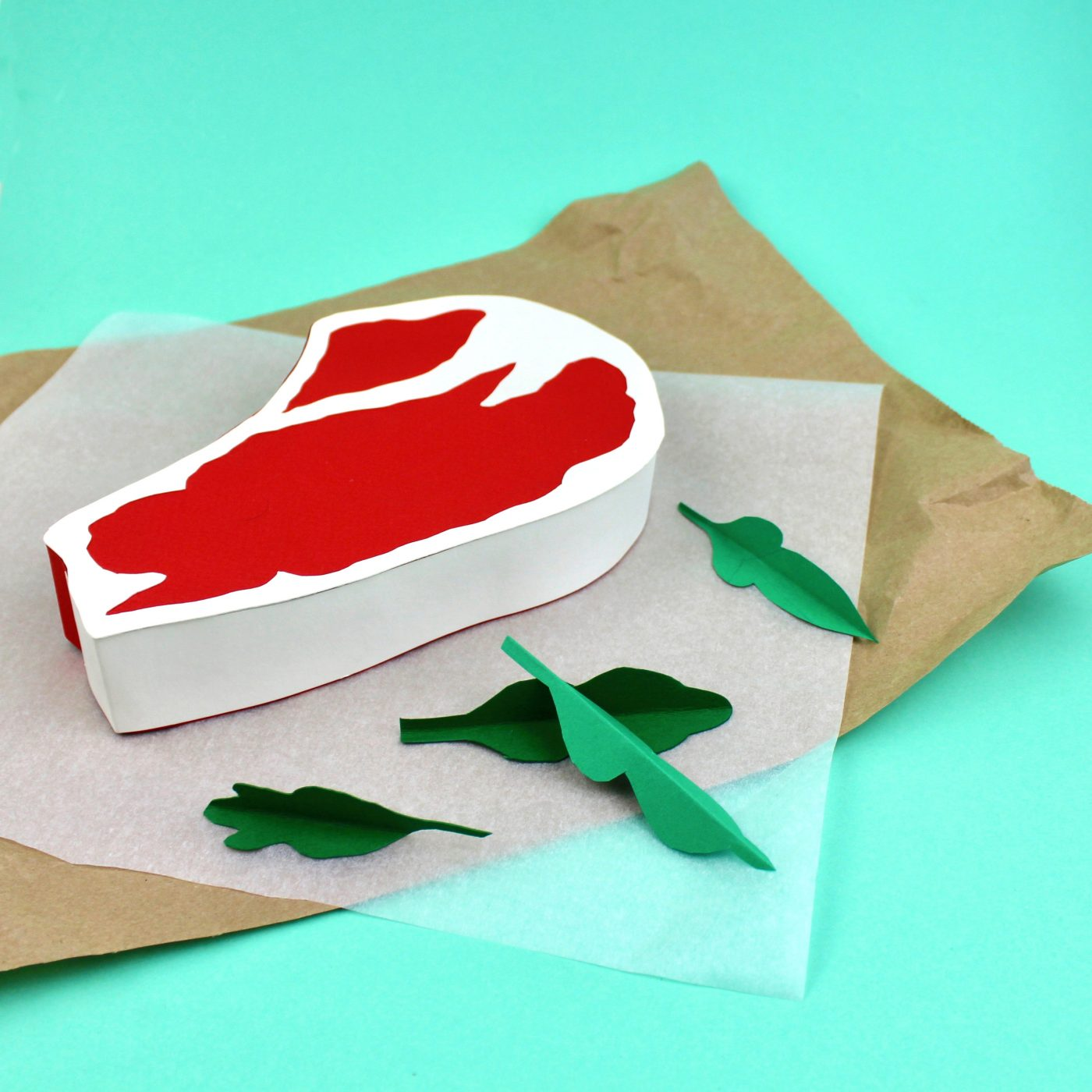 Paper Meals - Image 9 of 8