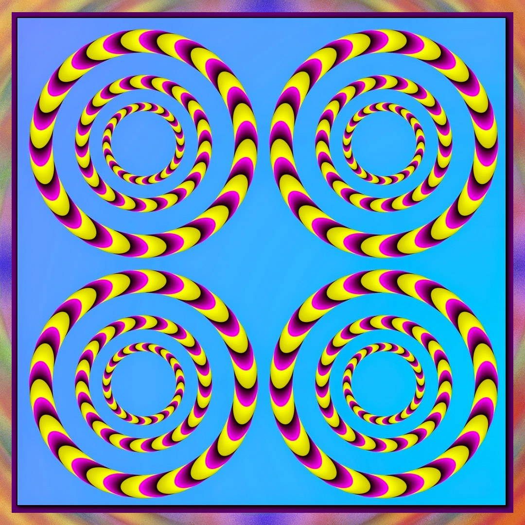 optical trippy illusions phone crazy animated appear want community film