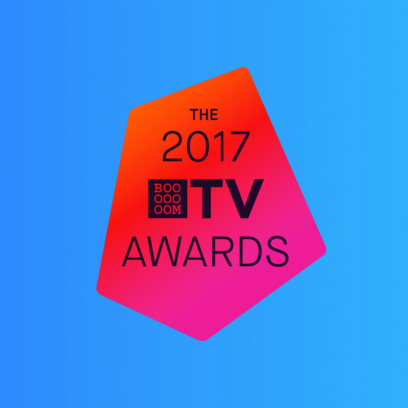 Booooooom TV Awards 2017