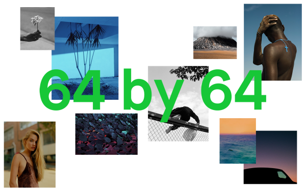 Booooooom 64 photos by 64 photographers (2017)
