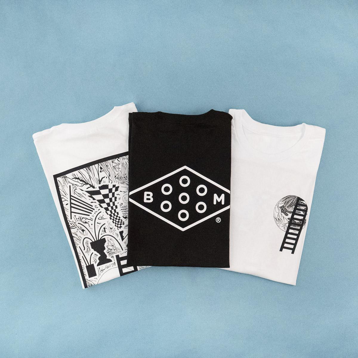 Booooooom T-Shirts