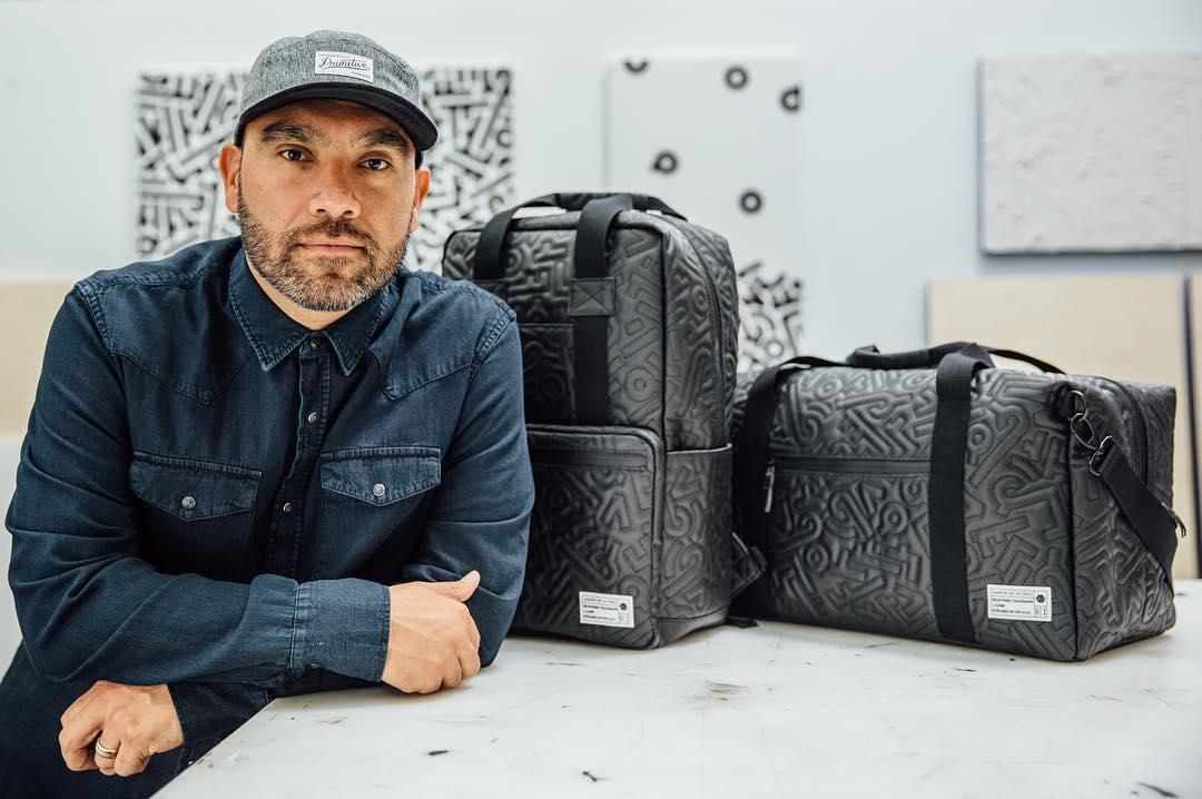 Hex brand and Aaron De La Cruz