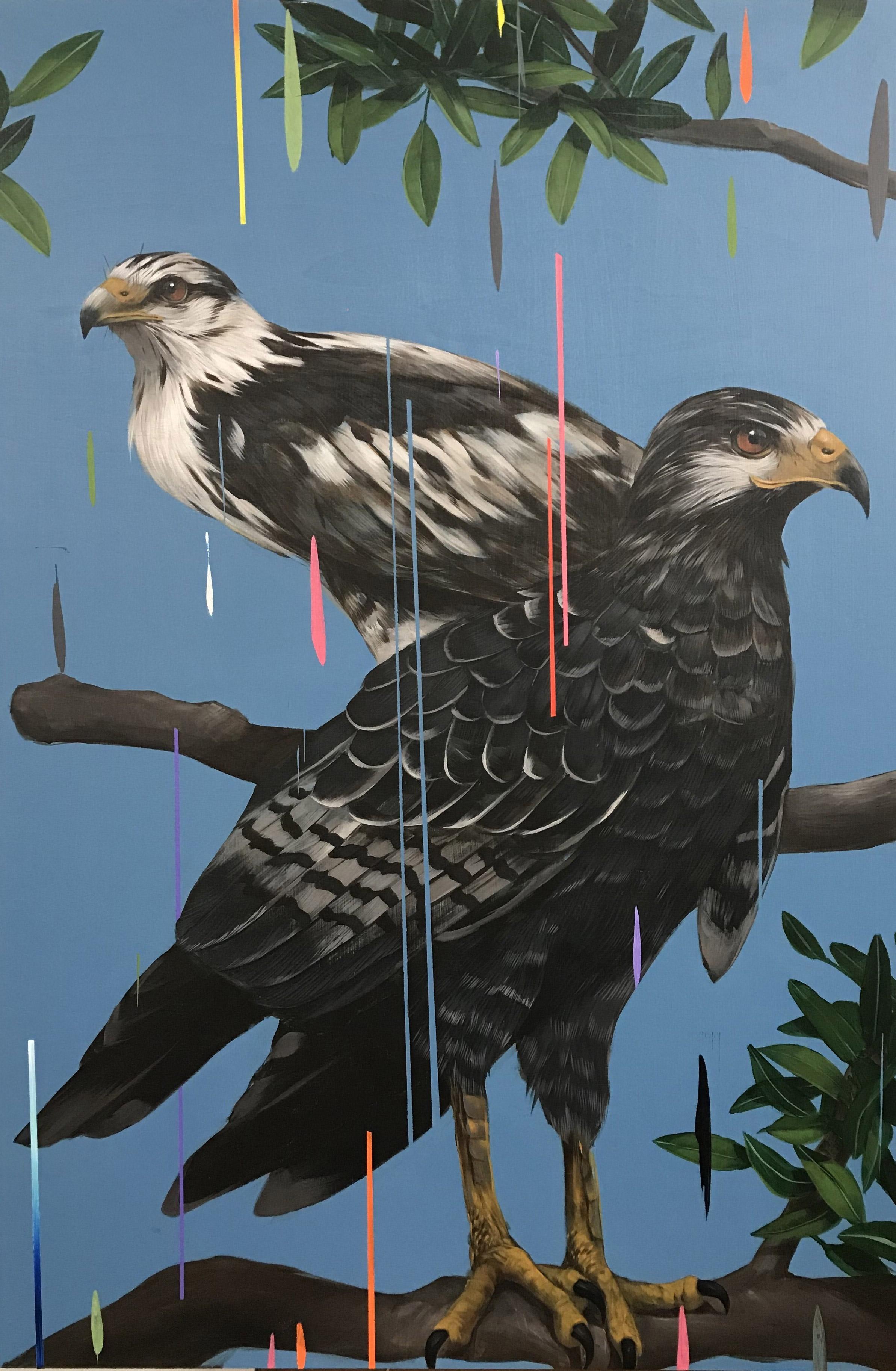 Artist Frank Gonzales