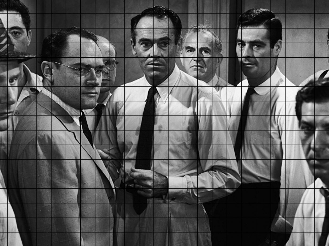the errors and gaps in the criminal justice system in the film 12 angry men The film 12 angry men exemplifies many social psychology theories this tense, compelling film, features a group of jurors who must decide the guilt or innocence.