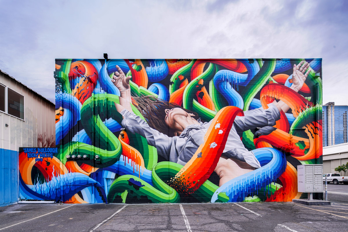 James Bullough + Ricky Watts (Photo by Jasper Wong)