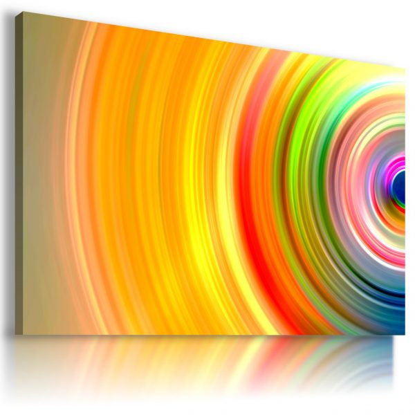 ABSTRACT WALL ART CANVAS – BOOOOOOOM! – CREATE * INSPIRE * COMMUNITY ...