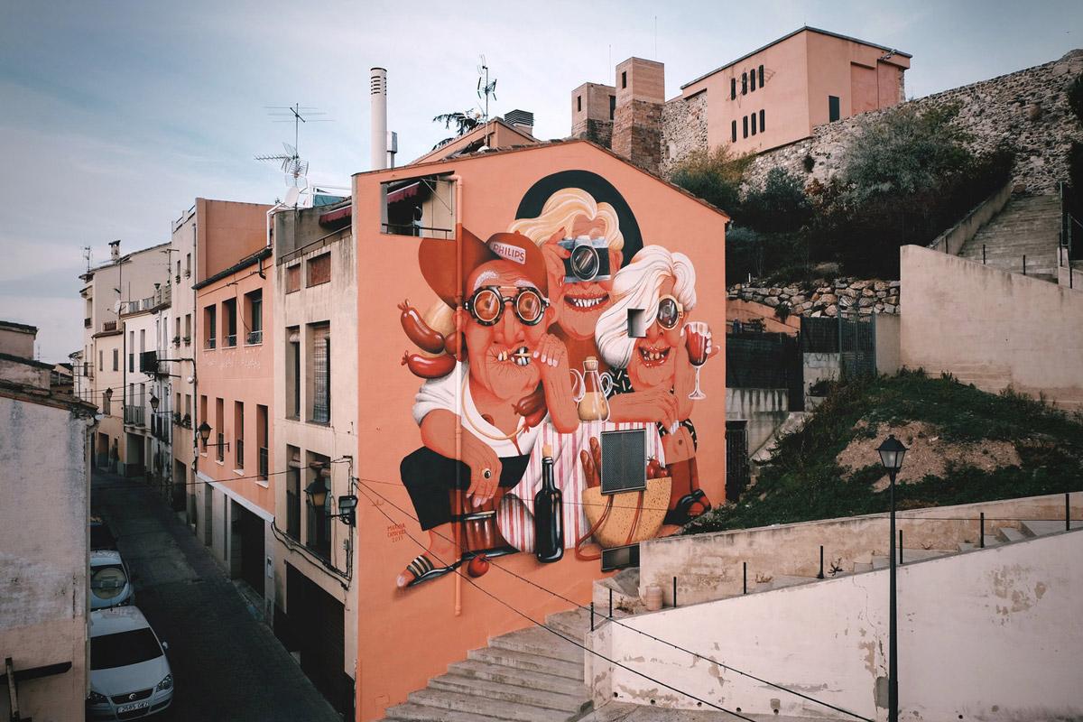 Falset, Spain