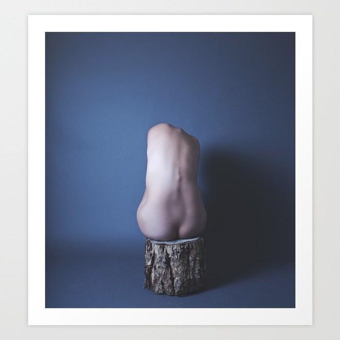 Dormancy photo print by Lisa Kimberley