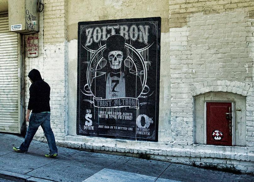 zoltron artist