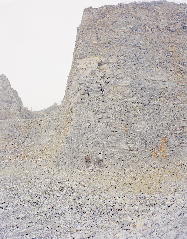 Zhang Kechun (Between Mountains and Water)