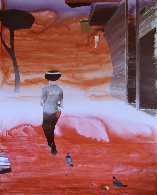 Artist Spotlight: Dawei Wang
