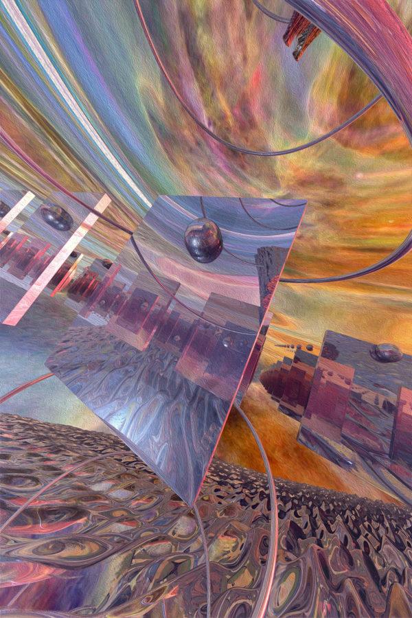 Bob Eige, Visionary Artist – BOOOOOOOM! – CREATE * INSPIRE