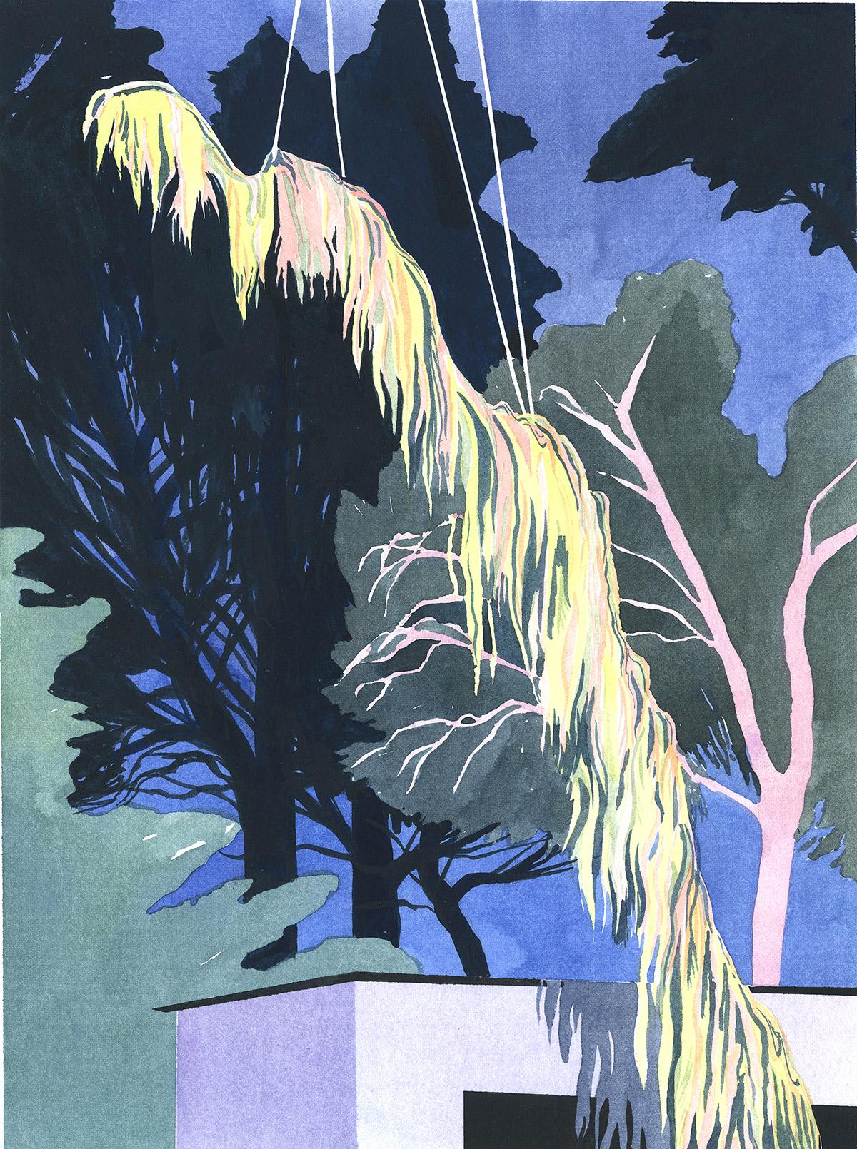 Artista Criativa e Ilustradora Eleanor Taylor Artes & contextos Taylor11