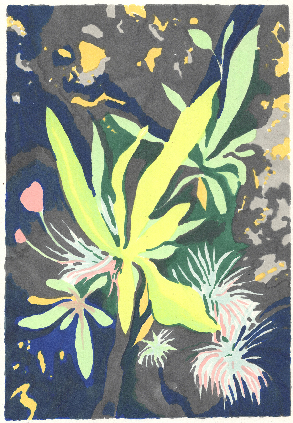 Artista Criativa e Ilustradora Eleanor Taylor Artes & contextos Taylor13