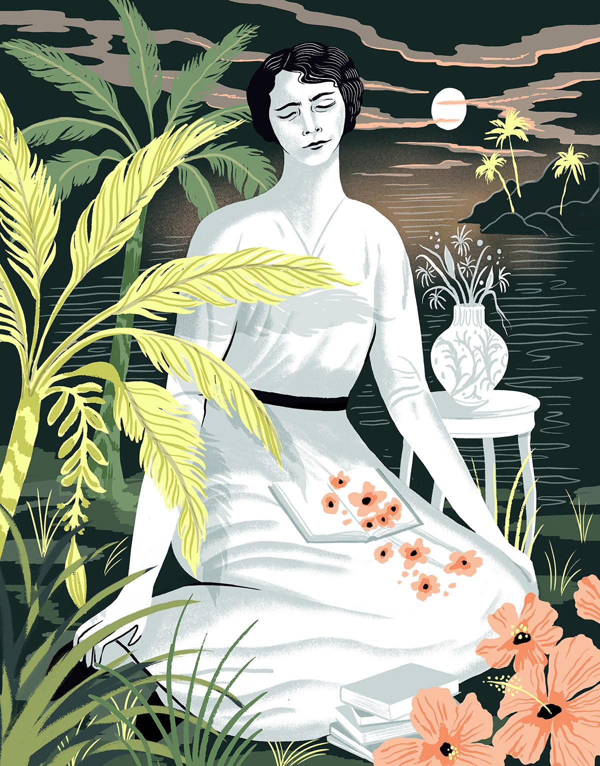 Artista Criativa e Ilustradora Eleanor Taylor Artes & contextos Taylor7